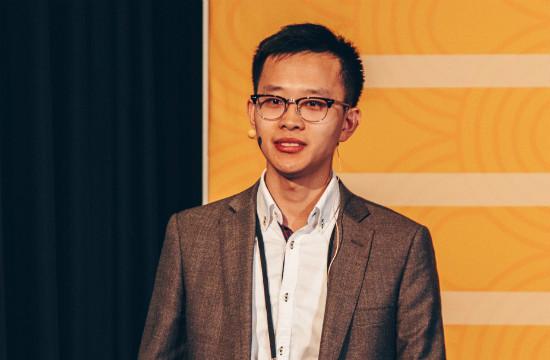 """מר קיו וואיג'ון, מנהל השיווק של CTRIP במזה""""ת, באפריקה ובאירופה/צילום: יח""""צ"""