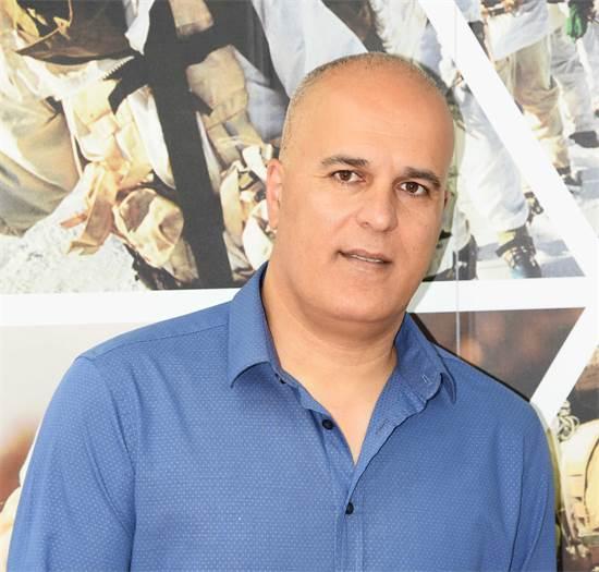 אשר אזולאי, מנהל מועדון יותר / צילום: באדיבות המצולם