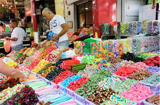שוק הכרמל בתל אביב / צילום: שאטרסטוק