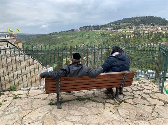 שמעון וחיים-יצחק מצפת \ צילום: גלובס