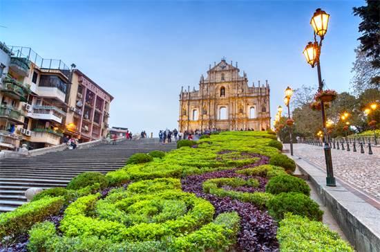 מקאו, סין / צילום: שאטרסטוק