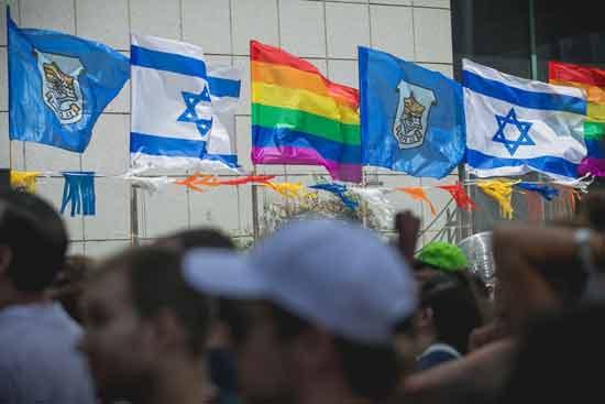 מצעד הגאווה ברמת גן. / צילום: אילן ספירא