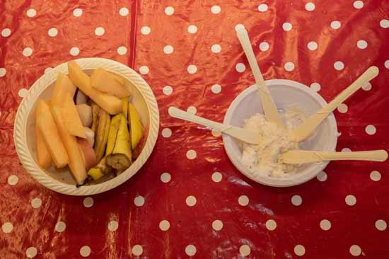 סדנת סושי פירות/ צילום: כדיה לוי
