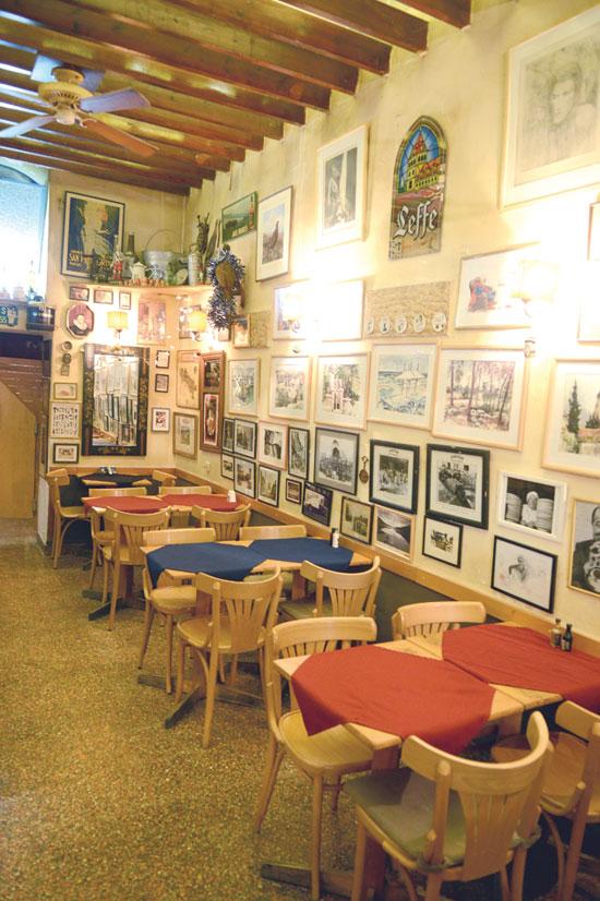 מסעדת בארוד/ צילום: איל יצהר