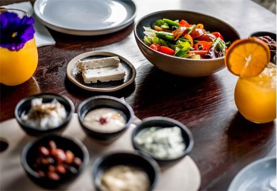 מסעדת אברטו, מלון ליר סנס/ צילום: סימפלקס 360