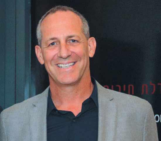 """עודד רוז, מנכ""""ל לשכת המסחר ישראל אמריקה/ צילום: זוהר שפירא"""