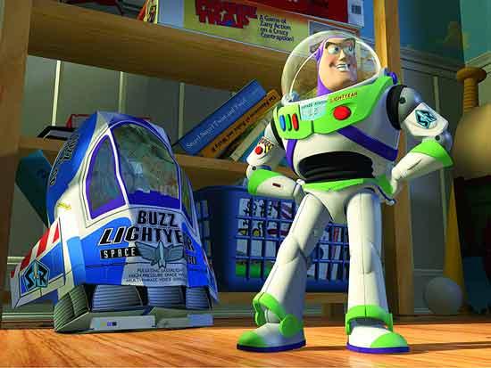 צעצוע של סיפור/ צילום מסך מתוך סרטי דיסני ומארוול