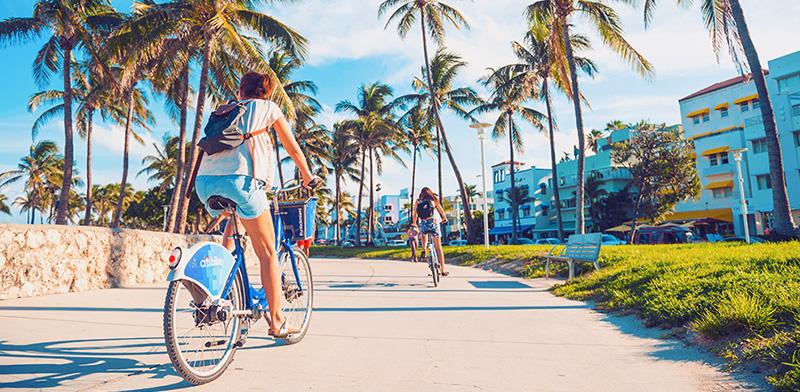הטיילת במיאמי / צילום: שאטרסטוק