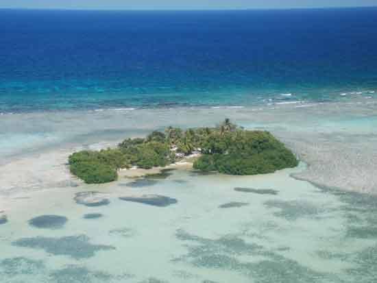Turneffe Atoll/ צילום:  באדיבות ארגון TIME