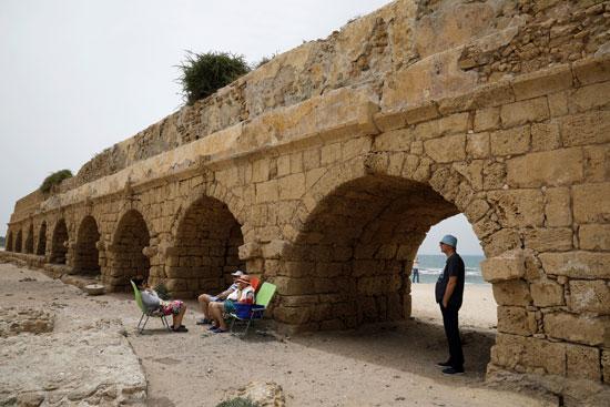 קיסריה/   צילום: רויטרס  Amir-Cohen