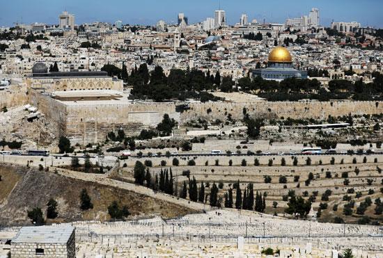 ירושלים/   צילום: רויטרס  Ammar-Awad