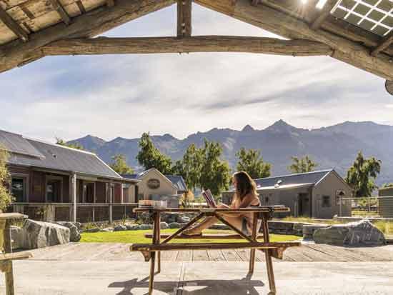 גלנורקי קמפ בניו זילנד /צילום:shutterstock אס איי פי קריאייטיב