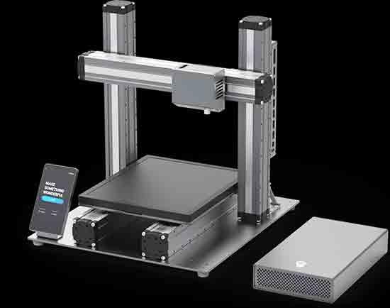 מדפסת 3D, לייזר ו-CNC באריזה אחת/  צילום: יחצ