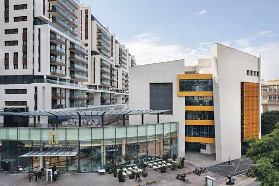 פרויקט של אליקים אדריכלים בתל אביב/ צילום: צדיק אליקים אדריכלים