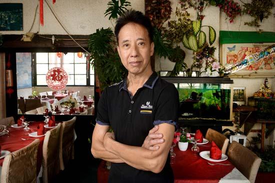 אלן וונג, מסעדת צ'אנג סינג בנתניה/ צילום: איל יצהר