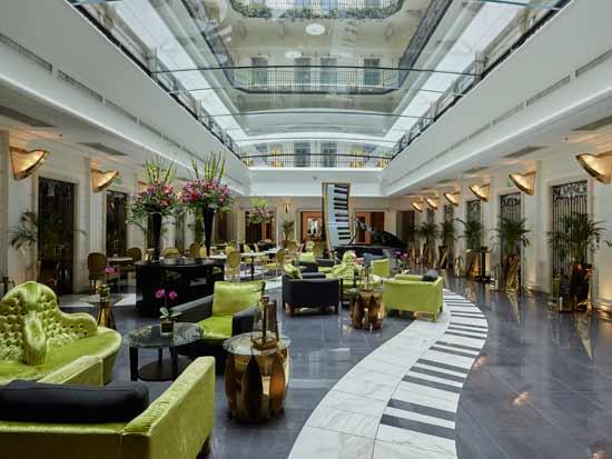 מלון Aria/ צילום: באדיבות מלון Aria
