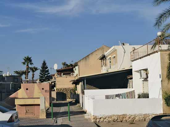 רחוב יהודה הלוי 76 בית שאן / צילום : בראל