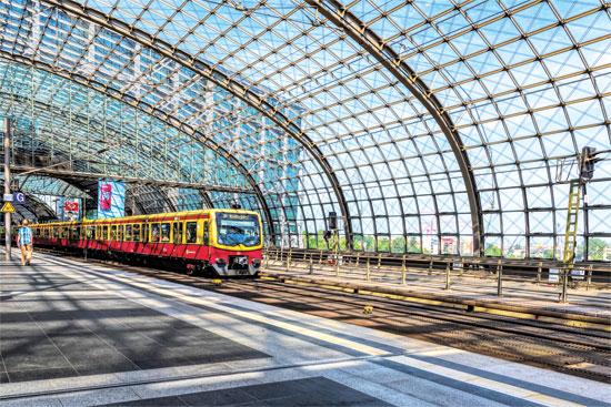 ברלין-תחבורה פשוטה ומרושתת/ צילום:   Shutterstock/ א.ס.א.פ קריאייטיב
