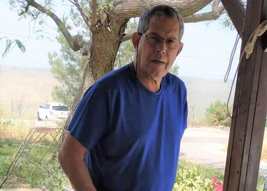 ערן בורן/ צילום פרטי