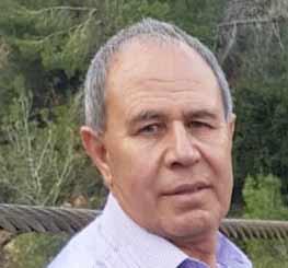 """ד""""ר ראדי שאהין / צילום פרטי"""