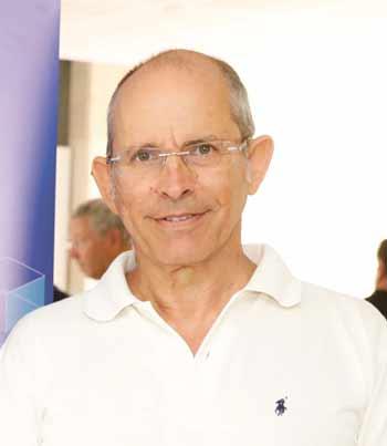 פרופ' משה צבירן,/ צילום: צילומים: יעל צור
