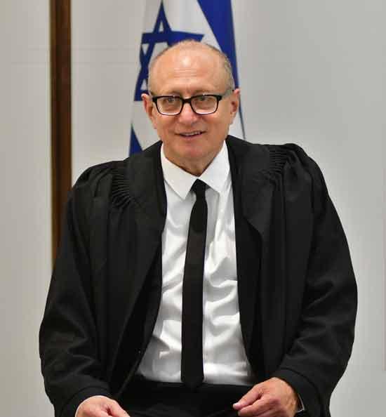 השופט אלכס שטיין / צילום:רפי קוץ
