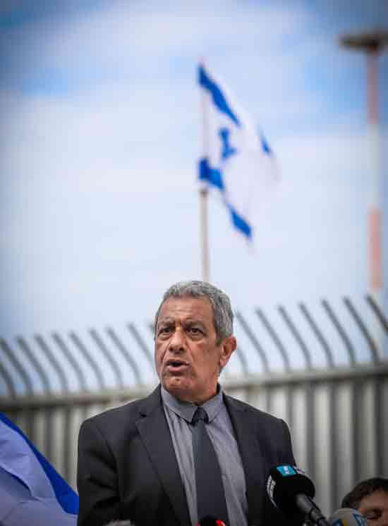 מאיר יצחק הלוי ראש עיריית אילת / צילום:  שלומי יוסף