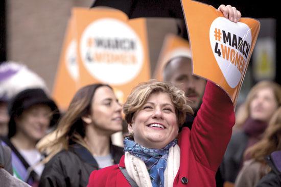 יום האישה הבינלאומי/ צילום: שאטרסטוק