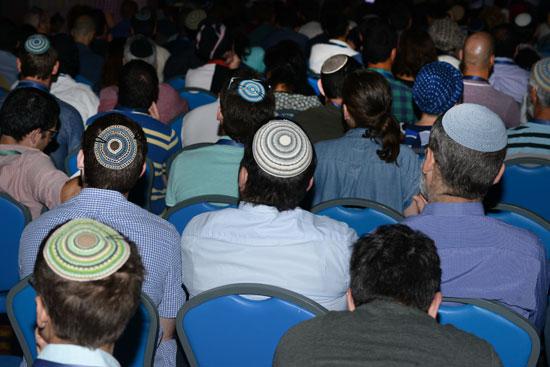 הקהל בכנס / צילום: איל יצהר
