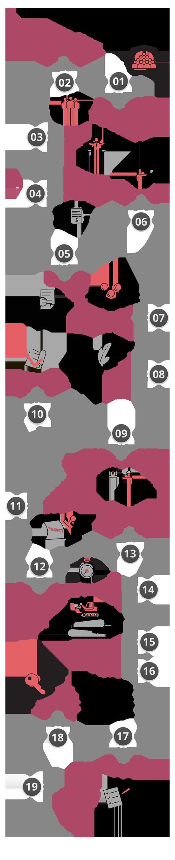 """מסלול תמ""""א 38/2: ארגון וביצוע / אינפוגרפיק: טלי בוגדנובסקי"""