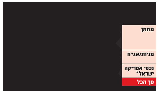 השוואת ההצעות לרכישת אפריקה ישראל