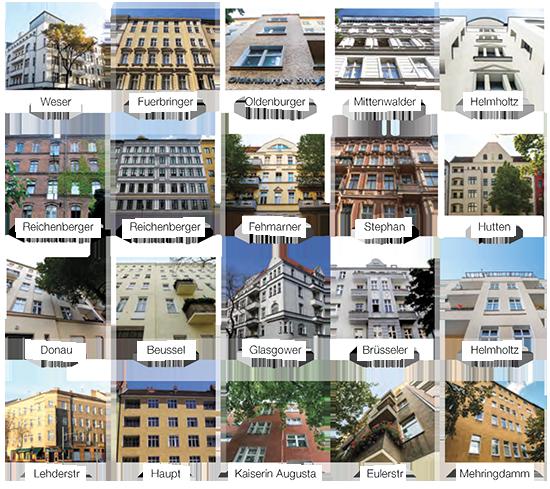 """הפרויקטים של """"ברלין אספייר"""" / צילום: מתוך פרסום של החברה"""