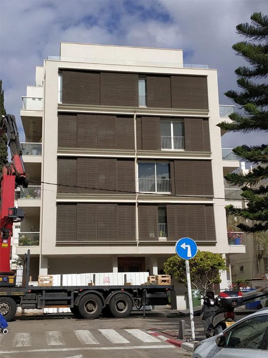 הבניין ברחוב מטמון 7 / צילום: עומרי כהן