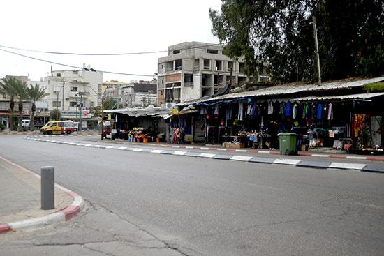 רחוב השומרון, תל אביב / צילום: איל יצהר