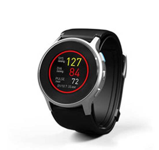 hearguide- שעון למדידת לחץ דם/ צילום: רויטרס