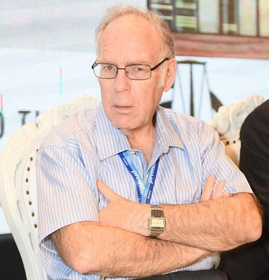 השופט משה דרורי / צילום: לשכת עורכי  הדין