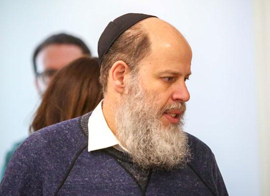 יוסף שניאורסון / צילום: שלומי יוסף