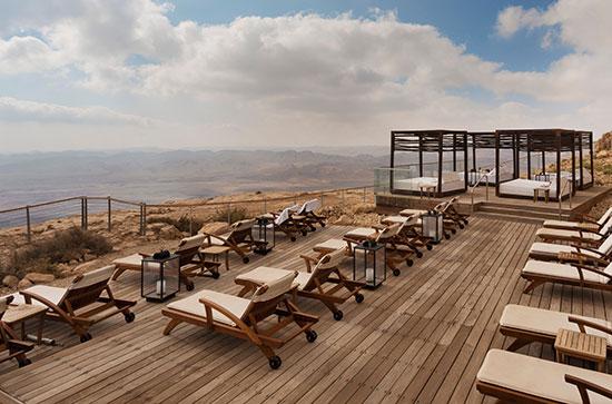 מלון בראשית / צילום:  אסף פינצ'וק