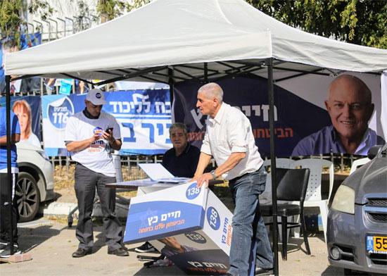 פריימריז הליכוד / צילום: שלומי יוסף