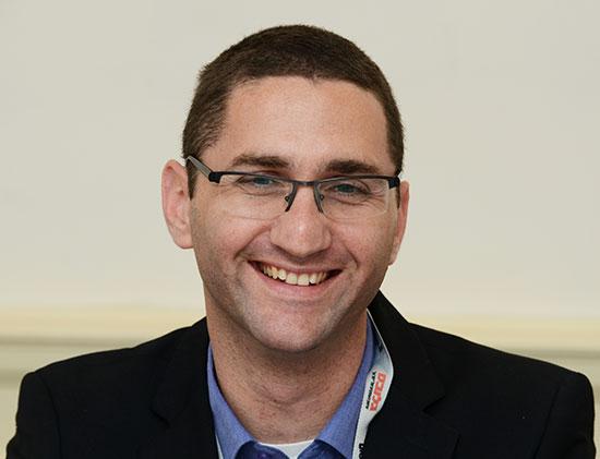 """עו""""ד אמיר הלר משנה למנכ""""ל קבוצת אלמוג / צילום: איל יצהר"""