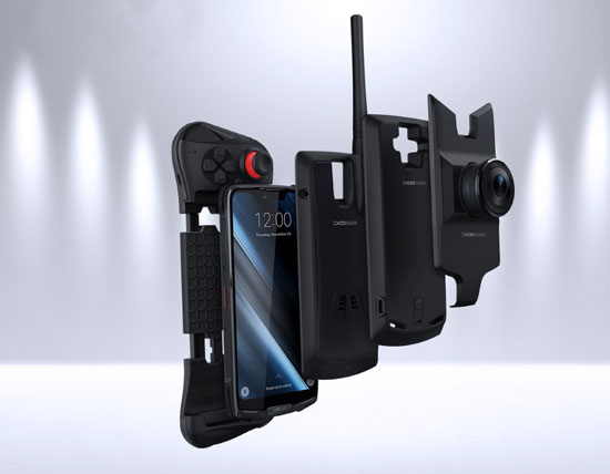 DOOGEE-S90 מכשיר רב תכליתי / צילום: יחצ