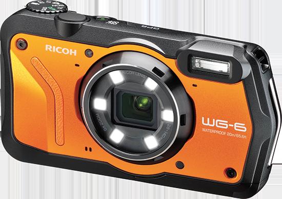 המצלמה החדשה של WG-6 :Ricoh/ צילום: יחצ