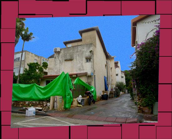 בנין רחוב חובבי ציון 12 הרצליה / צילום: איל יצהר