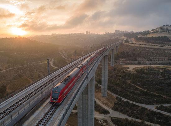 רכבת ישראל/ צילום: shutterstock