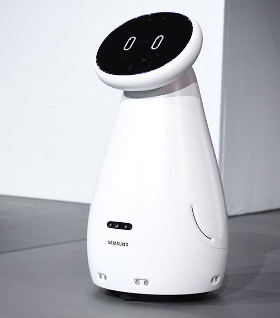 הרובוט של סמסונג / צילום: יחצ
