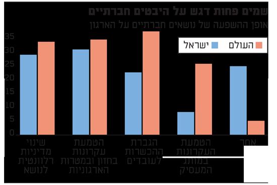 הארגון החברתי בישראל