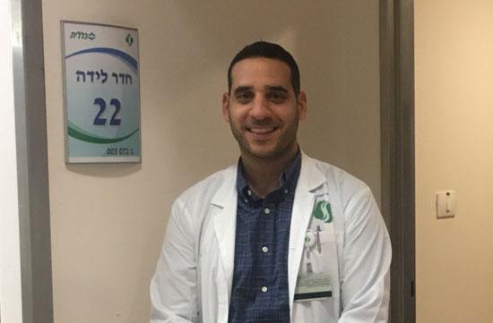 """ד""""ר ישראל דוד גבאי/  צילום: פרטי"""
