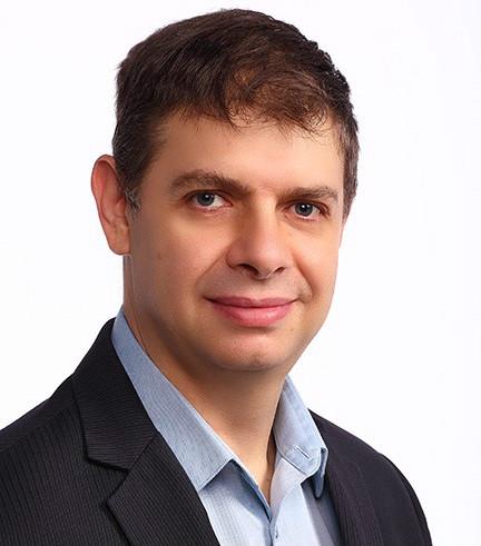 """ג'ימי בוכהיים, מנכ""""ל ומייסד חברת Bluvision/צילום: Victor Manuel Gonzalez"""