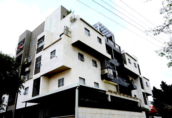 בית, רחוב לוין מרישא 17 בני ברק  / צילום: איל יצהר