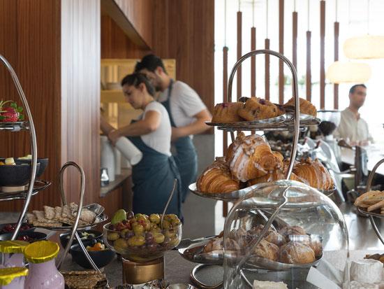 מסעדת רביבה/ צילום: מיכל לופט